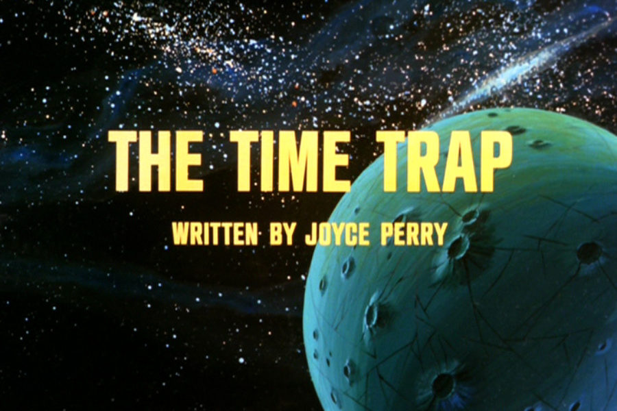 animated instruments register 'normal' in 'The Time Trap'