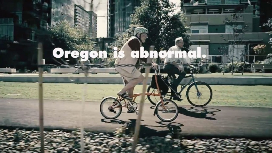 Oregon is (ab)normal