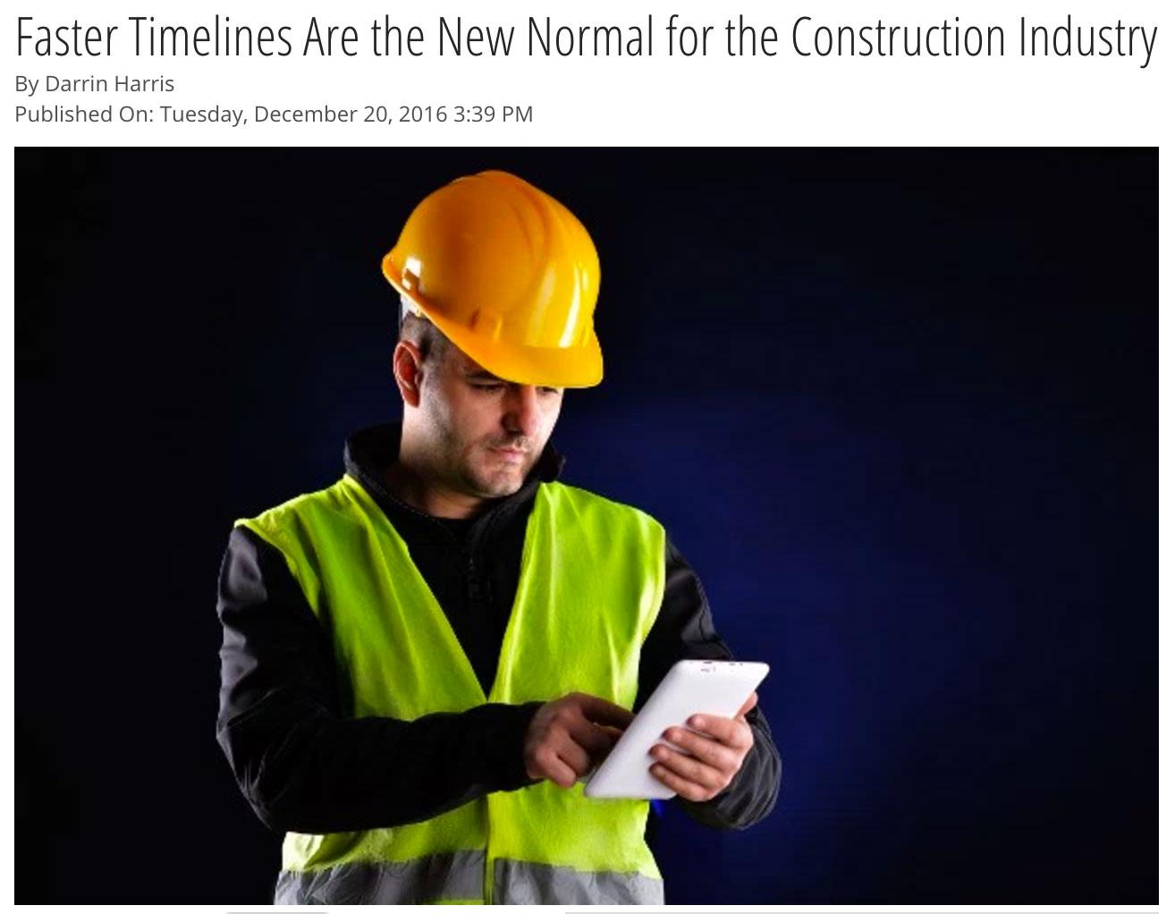 faster-timelines