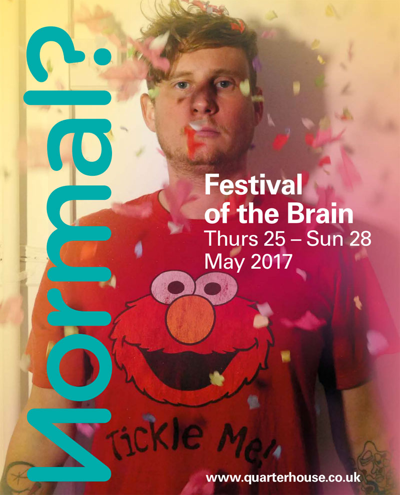 'Normal?' is a 'Festival of the Brain'