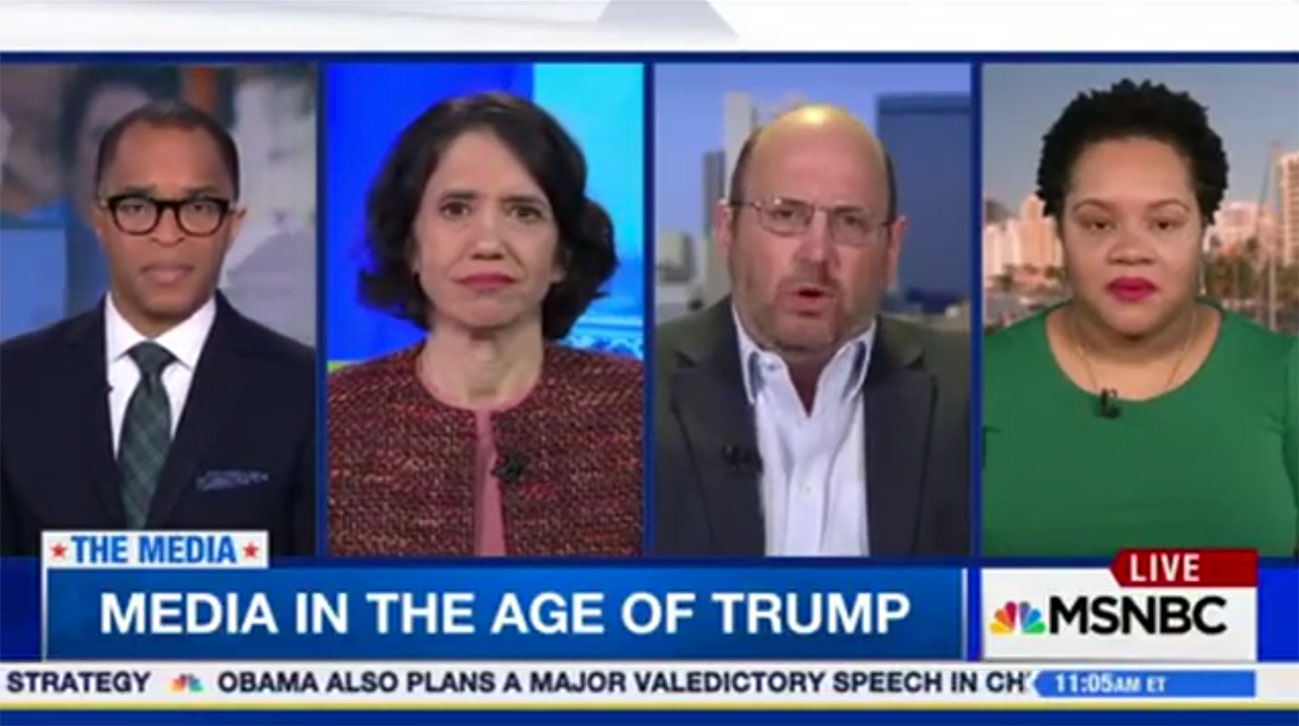 this is STILL not normal – 'Media in the Age of Trump'