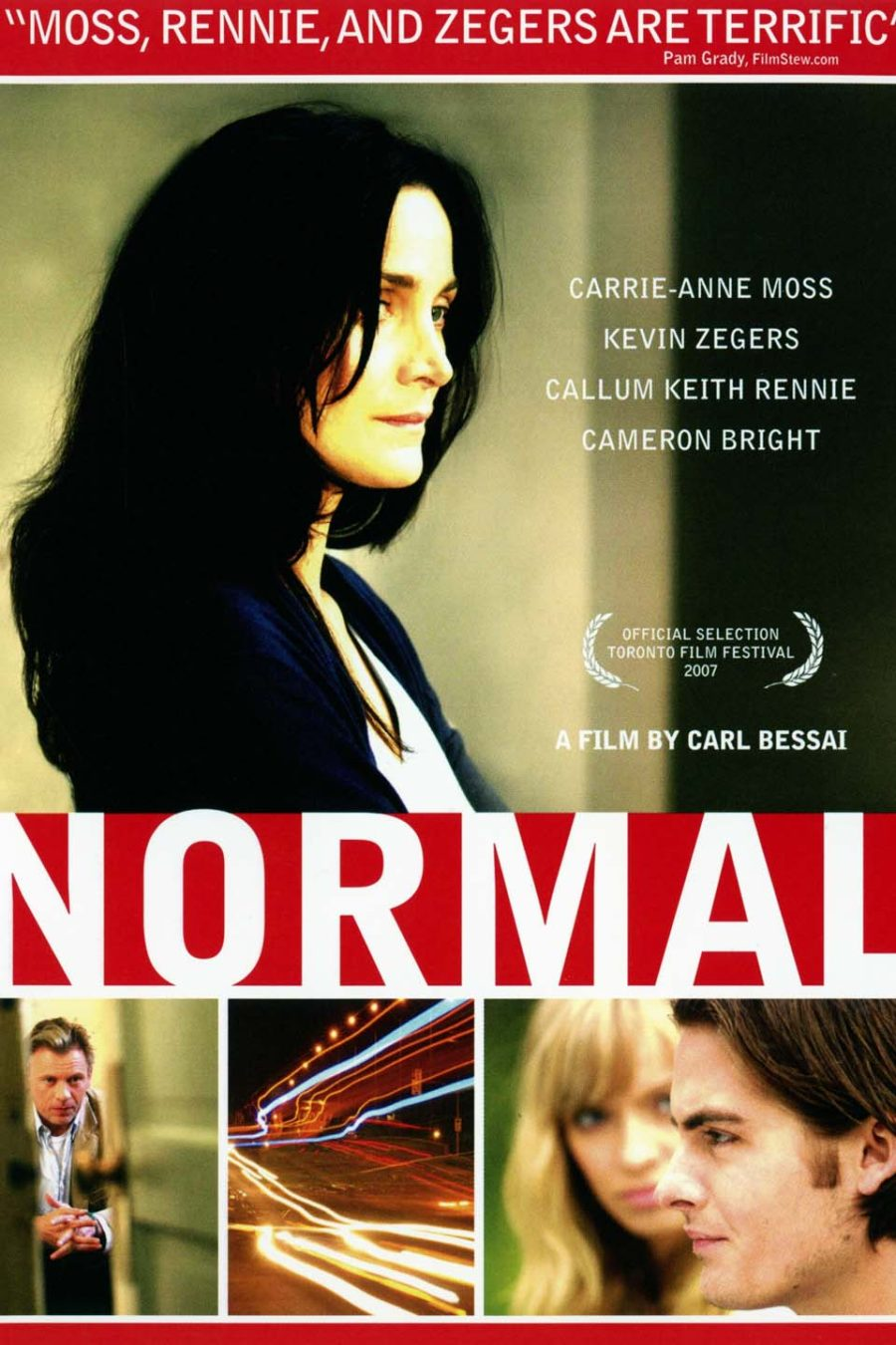 Normal by Carl Bessai