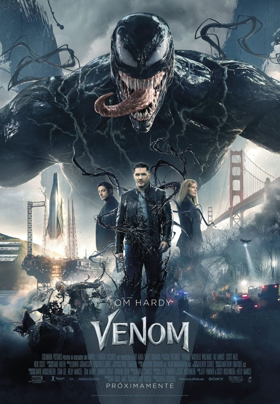 Venom is a Normal Symbiote in Search of a Normal Host