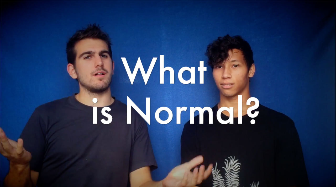 What is Normal? Episodes 1-3