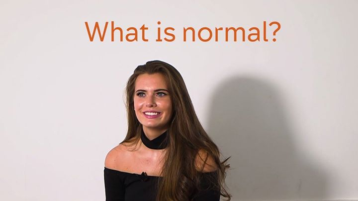 'What is normal?' the #StageSchool question video