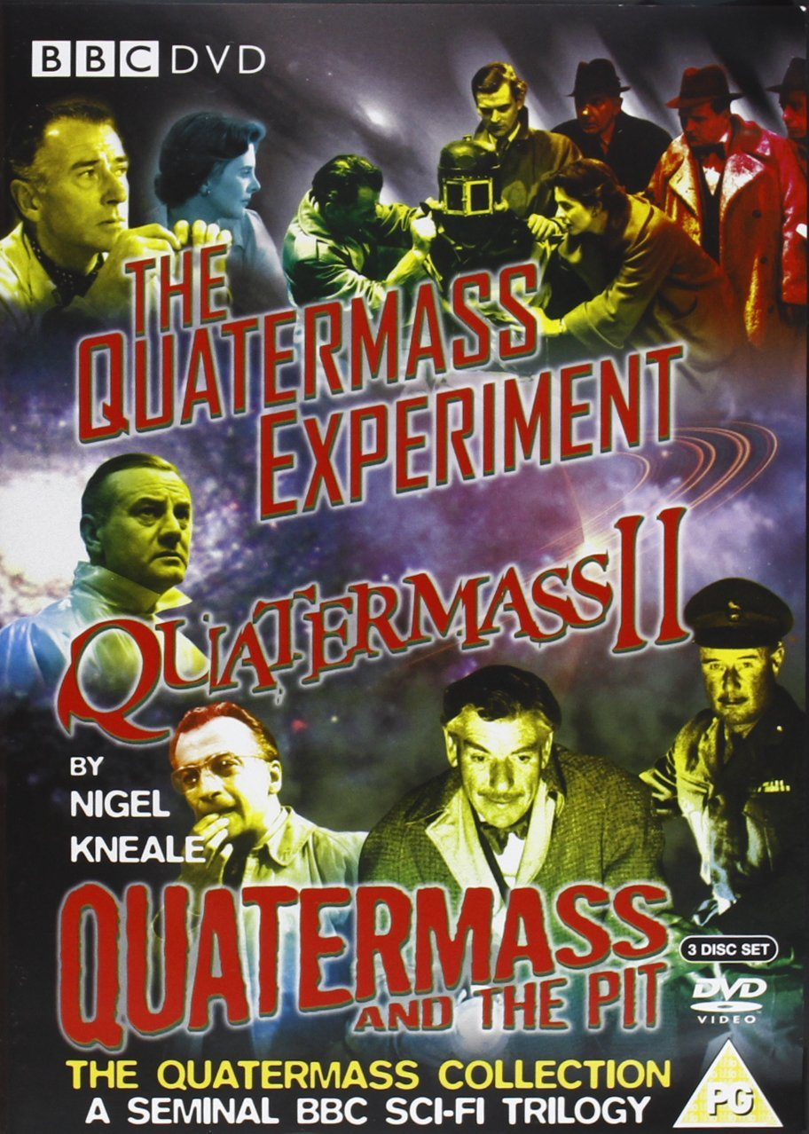 Quatermass and the Normal Pit Xperiment from Space