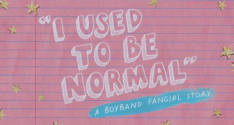 A Boyband Fangirl Story is Totally Not Normal #movietrailer