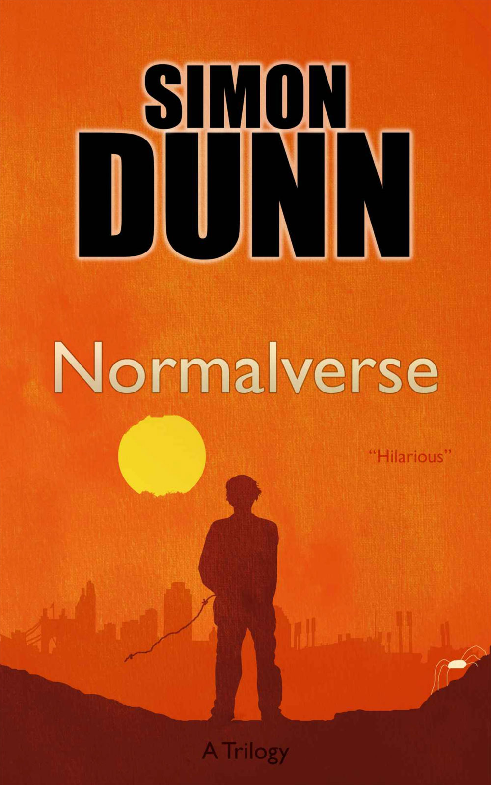 Normalverse is a Free Kindle Book with meh Reviews