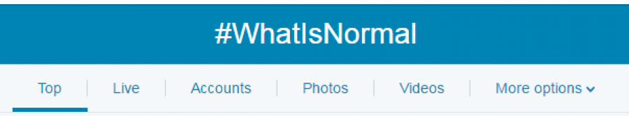The Great #WhatIsNormal? Twitter Roundup – 365 Days and Then-Some